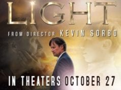 Let There Be Light Movie Sean Hannity, Kevin Sorbo, Sam Sorbo