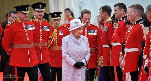 Queen Elizabeth is the epitome of White Supremacy