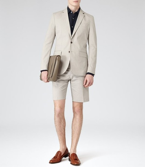 man-boy suit-shorts