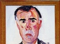 CA Governor Jerry Brown Official Portrait