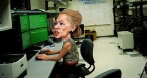 Hillary Clinton, Caricature, Email Scrubbing, Secretary Of State