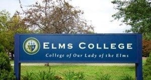 Elms College, Sign