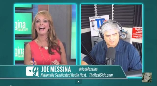 Dr. Gina Loudon Show, Joe Messina