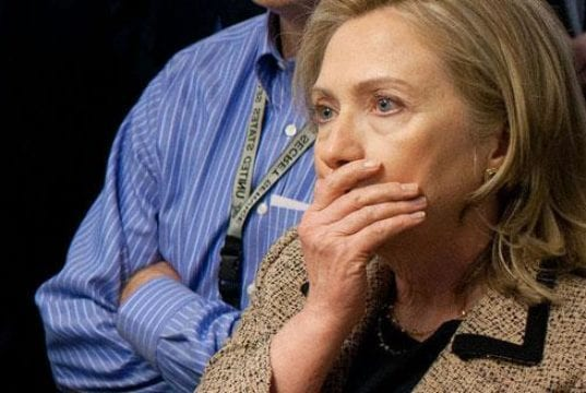 Hillary Clinton, Situation Room