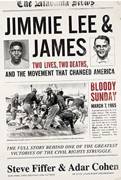 Jimmie Lee And James, Author Steve Fiffer