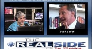 Joe Messina, The Real Side Radio Show, Evan Sayet