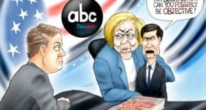 George Stephanopoulos, Hillary Clinton, ABC
