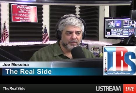 Joe Messina, The Realside Radio Show