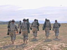 Military Training, The National Guard