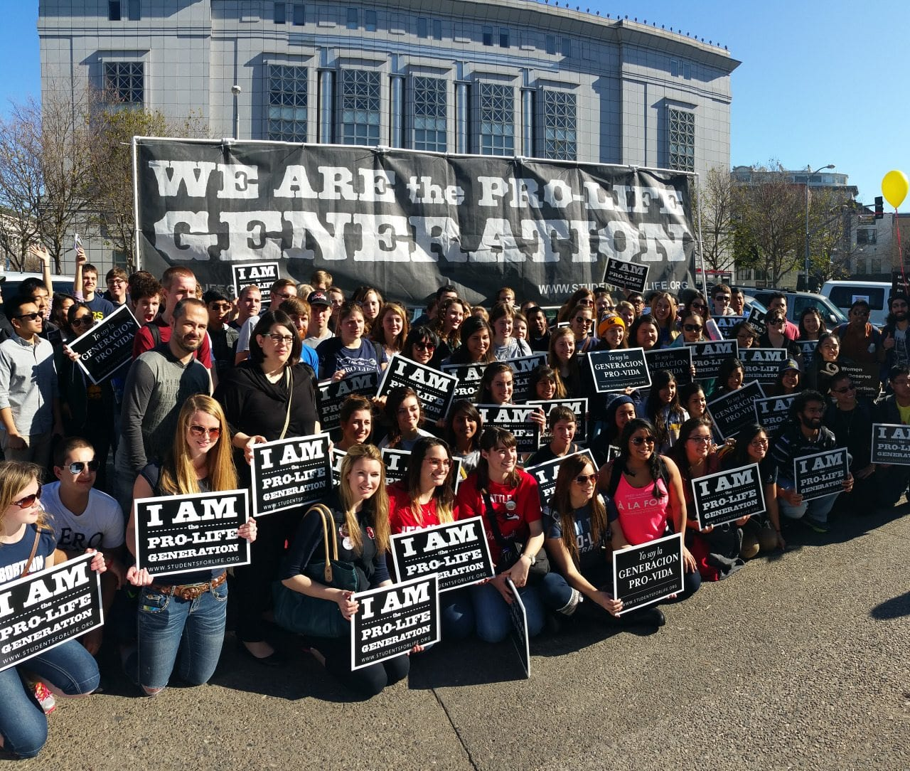 Pro Life Generation, Students For Life