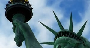 Statue Of Liberty, America, Freedom