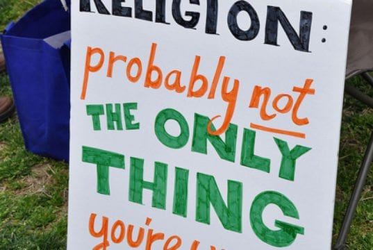 Wrong About Religion, Atheism