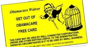 Obamacare waiver, Congress