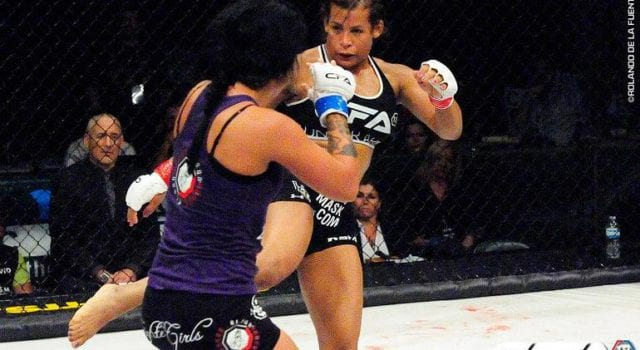 Fallon Fox, Transgender Woman, MMA Fighter