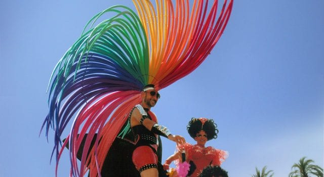 Gay Pride, Performer