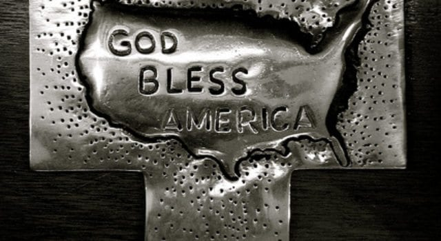 God Bless America, Cross