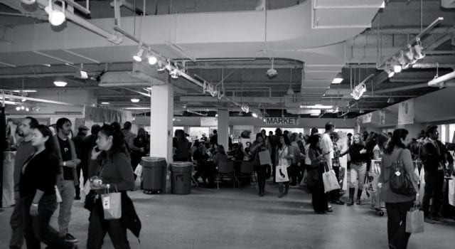 social enterprise market, Los Angeles, DTLA