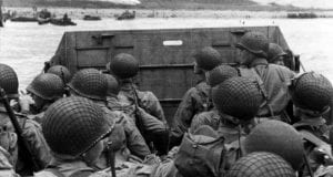 WWII, DDay, Normandy Invasion