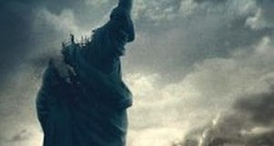 Beheaded Lady Liberty, Statue of Liberty, ISIS, Flag