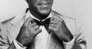 Bill Cosby, Young