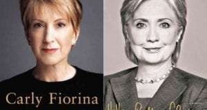 Carly Fiorina, Hillary Clinton, Books