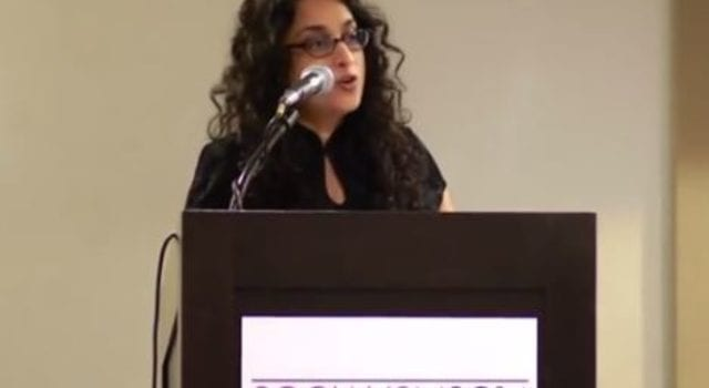 Professor Deepa Kumar, Socialism 2014, Video Still