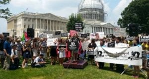 Defund Planned Parenthood Rally DC