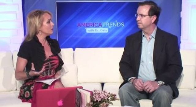 Dr. Gina Loudon, America Trends, with Dean Broyles