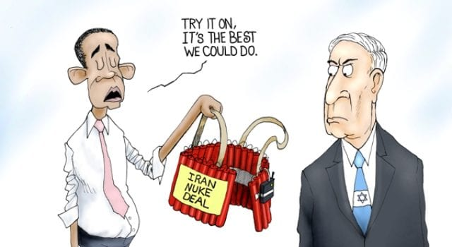 Iran Deal, Israel, Obama, Netanyahu