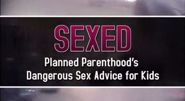 Sex Ed, Planned Parenthood, video still