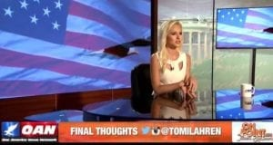 Tomi Lahren, On Point, video still