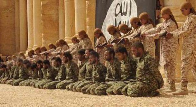 ISIS, Palmyra, Kids, Teen, Executioners, Video Still