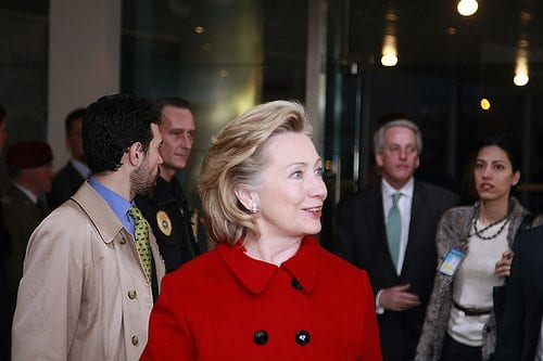 Hillary Clinton, US Department of State