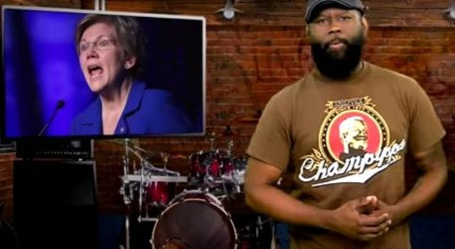Alfonzo Rachel, Elizabeth Warren, Planned Parenthood, Liberal, Bullies, Video Still