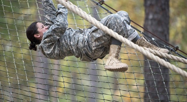 Army Ranger Training, US National Guard