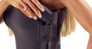 Concealed Carry Gun Holster, Woman