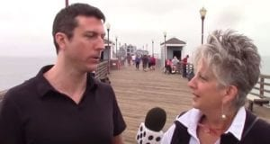 Mark Dice, Hillary Supporters, video still