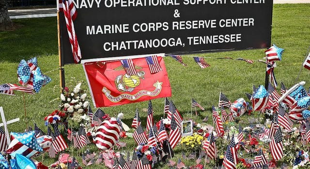 Naval Ops Center, Chattanooga, US Navy
