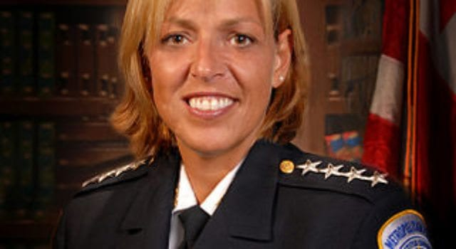 Cathy Lanier, DC, Police Chief