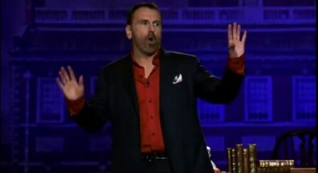 Colin Quinn, video still