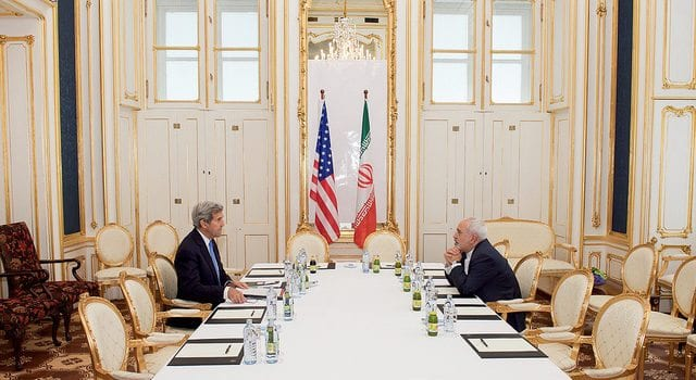 Iran Deal, Sec. of State John Kerry, Iran Foreign Minister Zarif