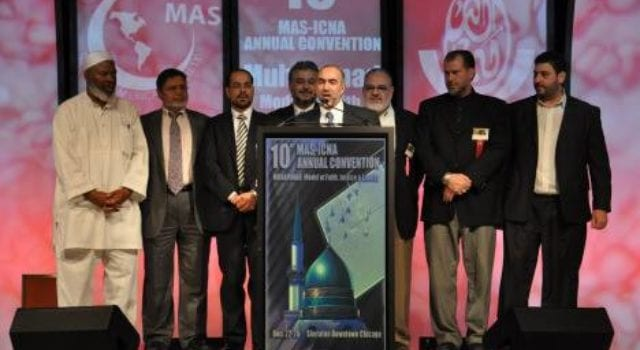 Muslim Brotherhood, US Council of Muslim Organizations (USCMO)