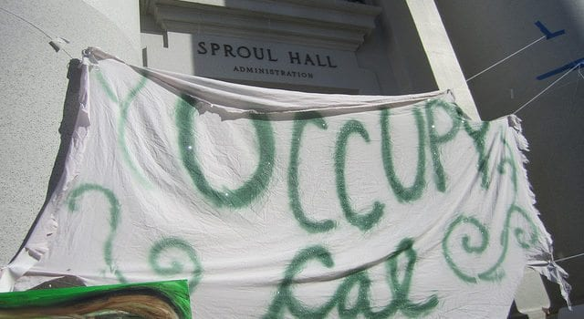 Occupy Cal, UC Berkeley