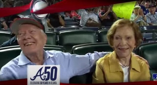 President, First Lady, Jimmy Carter, Rosalynn Carter, video Still