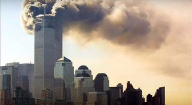 Remembering 9-11 NY Towers, Video Still
