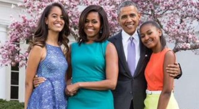 First Family, Obamas