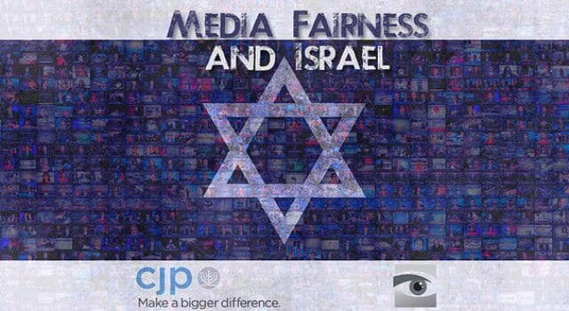 Media Fairness And Israel, Media bias, Yellow Journalism