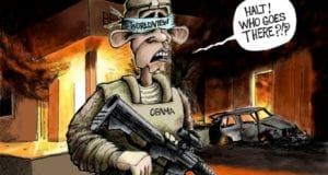 Obama, Worldview, Blinded