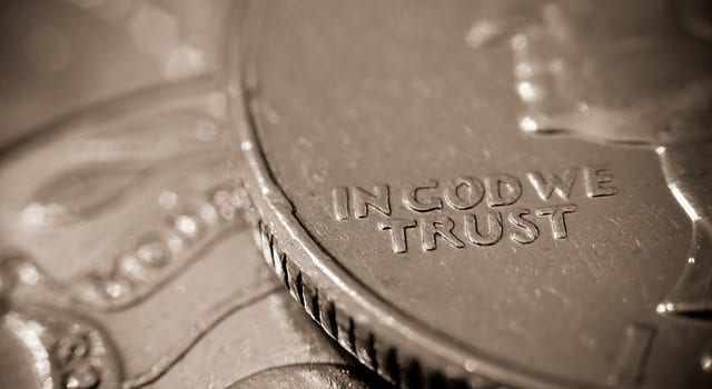 In God We Trust, Money