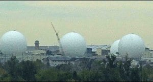 Intelligence, Radar Domes, Top Secret
